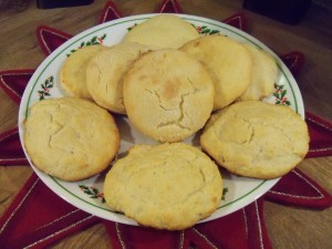 Grandma's Biscuits by Amy