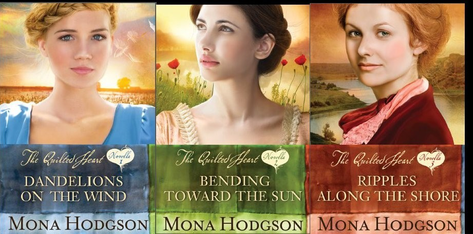 The Quilted Heart Novella Series, Complete May 21st!