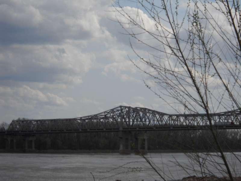 Missouri River at St. Charles