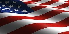 Flag rippling