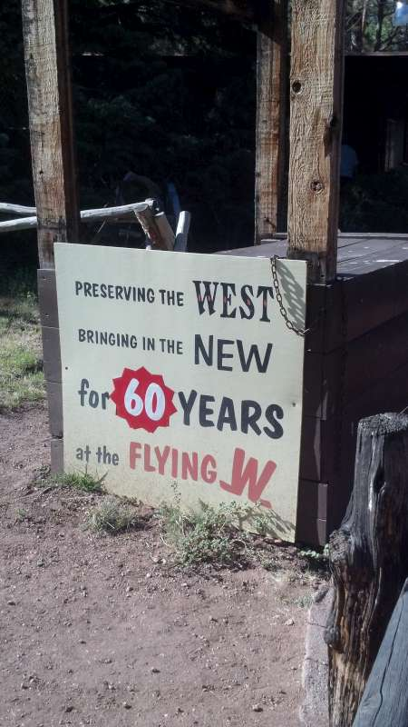 Flying W 60 Years-800