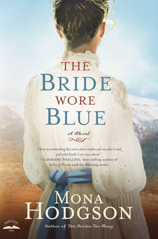 The Bride Wore Blue (2)