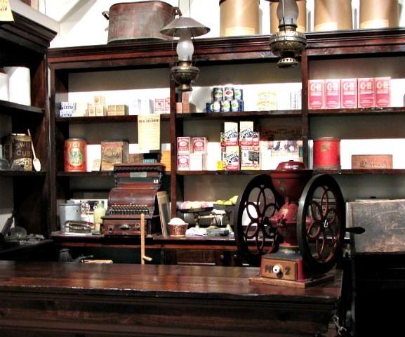 Carol Mercantile interior – AZ Historical Museum