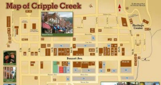 Map of Cripple Creek Cropped