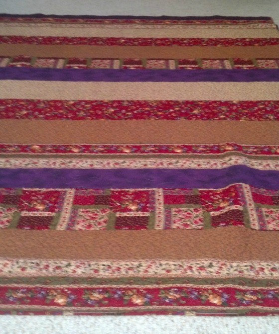 Linda Smith Grandma Mabel Quilt cropped