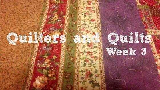 Quilters and Quilts Banner 3