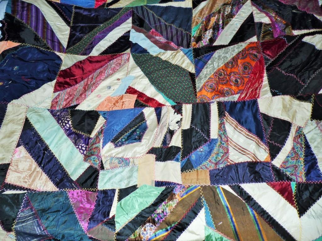 Silk Ties Quilt