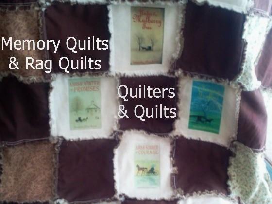 Diana Montgomery Rag Quilt Banner