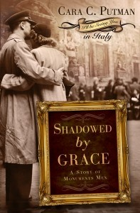 Shadowed by Grace, Monuments Men Series
