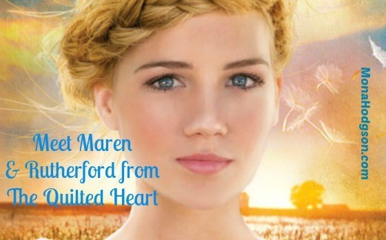 Meet Rutherford & Maren from The Quilted Heart