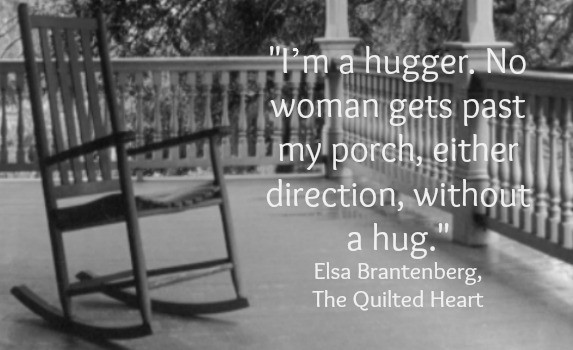 Meet Elsa Brantenberg from The Quilted Heart