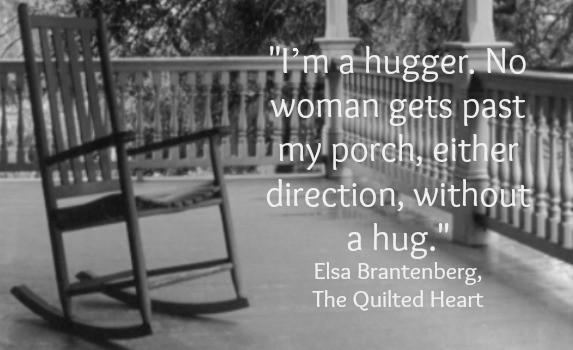Meet Elsa Brantenberg from The Quilted Heart