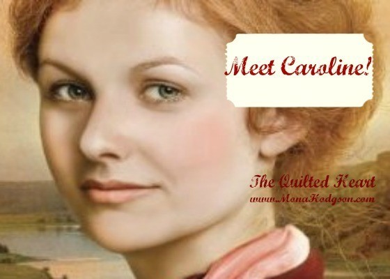 Meet Caroline from The Quilted Heart Omnibus