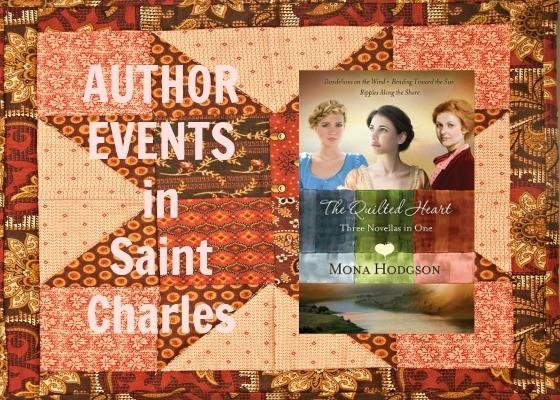 Quilt Square Author Events