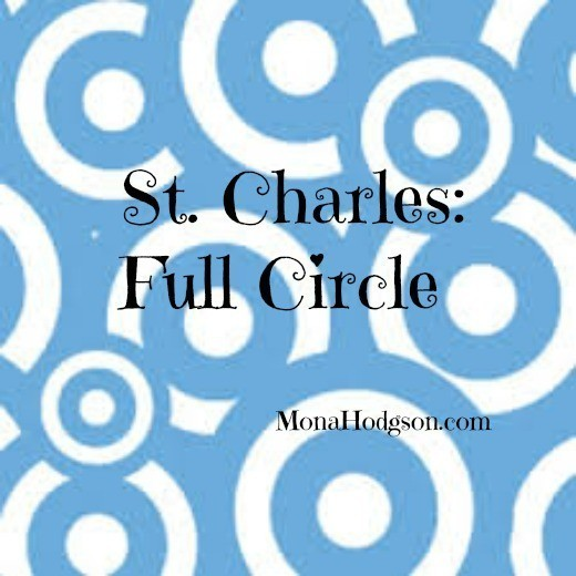 St. Charles Full Cirle Blue