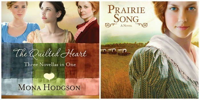 Visit St. Charles in The Quilted Heart Omnibus and Prairie Song