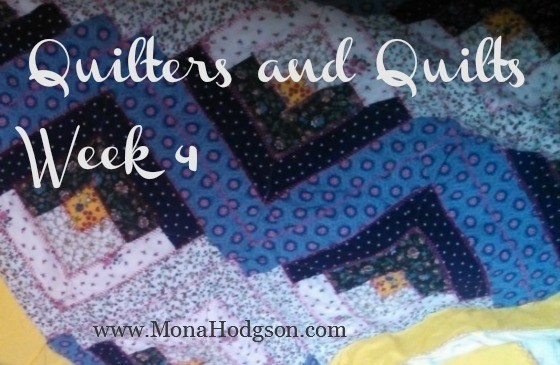 Susan French quilt banner