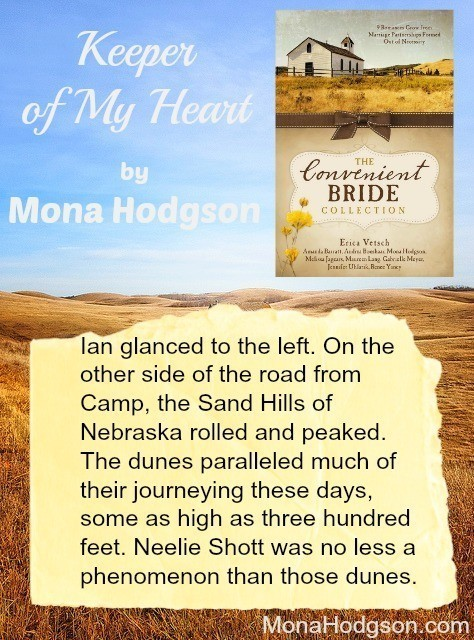 Goodreads Giveaway for KEEPER OF MY HEART