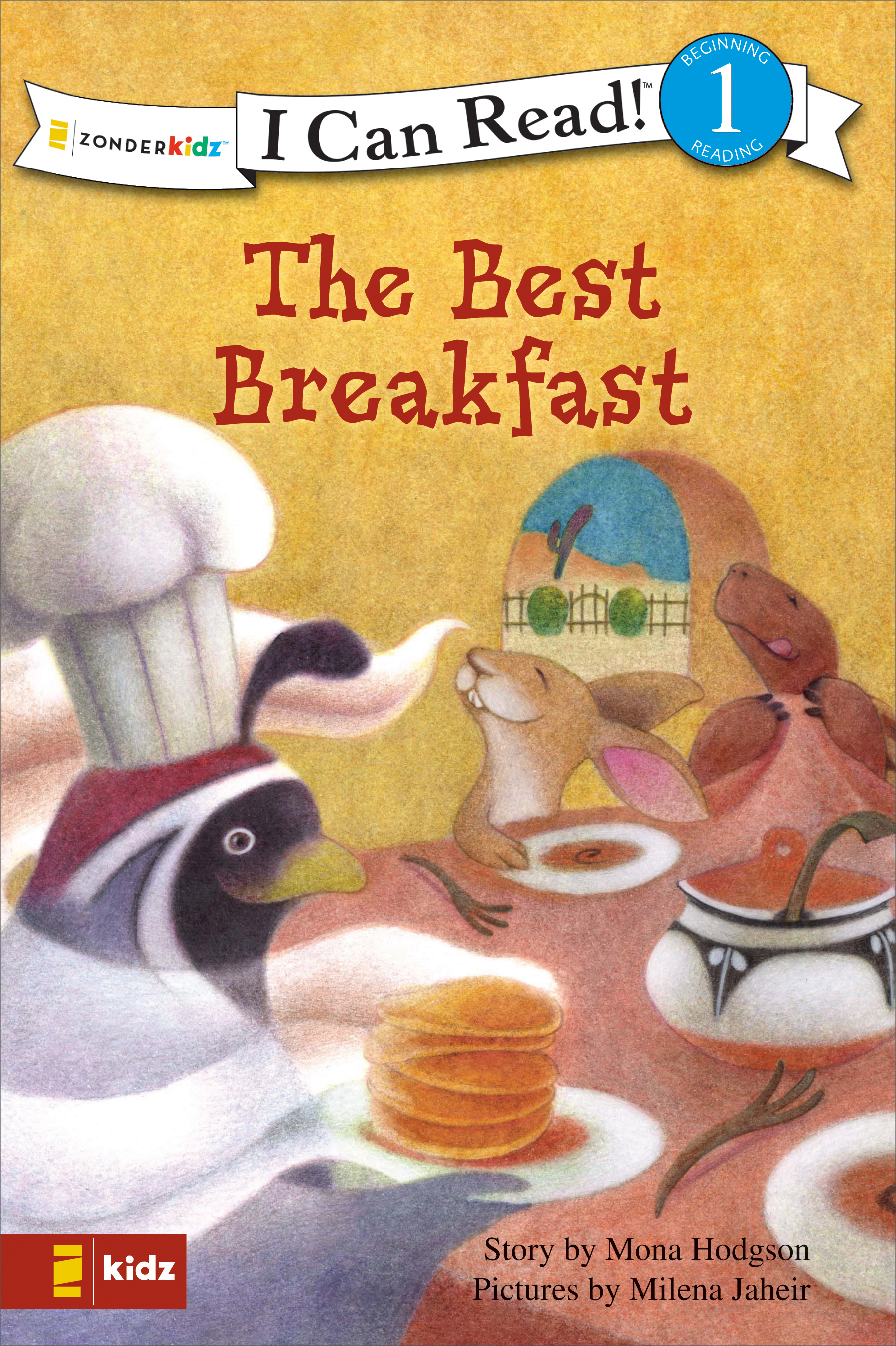 The Best Breakfast | Mona Hodgson.com