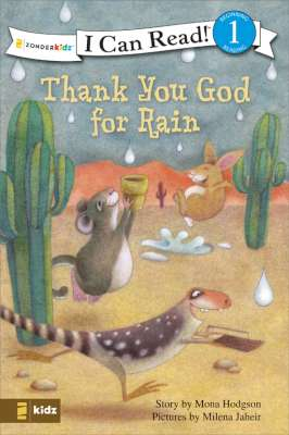 Thank You God for Rain | Mona Hodgson.com