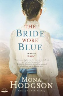 The Bride Wore Blue | Mona Hodgson.com