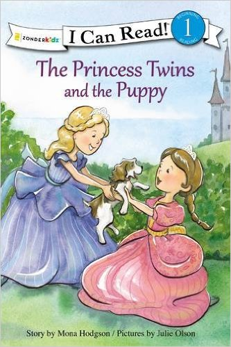 The Princess Twins and the Puppy | Mona Hodgson.com