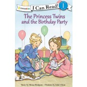 The Princess Twins and the Birthday Party | Mona Hodgson.com