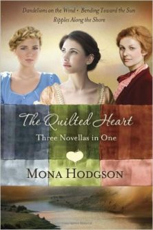 The Quilted Heart | Mona Hodgson.com